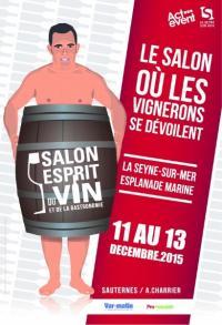 Salon Esprit du Vin et de la Gastronomie à La Seyne sur Mer (83)